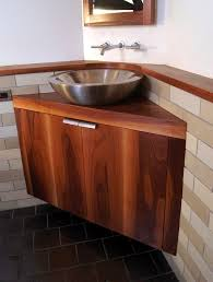 Menards Bathroom Vanity Sets by Best 25 Corner Bathroom Vanity Ideas On Pinterest His And Hers