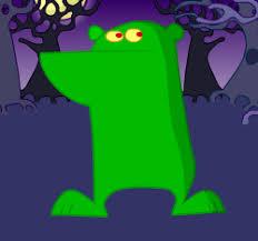 Homestar Runner Halloween Pumpkin by Homestar Runner Wiki The Goblin