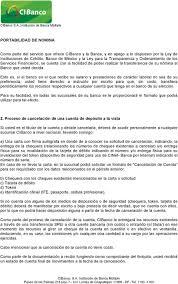 Carta Poder Bancaria Mexico