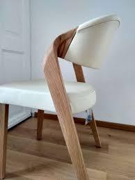 möbel 4x voglauer stuhl v alpin echtholz leder sahne xxxlutz