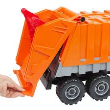 Toy Garbage Truck Lena With 2 Trash Bins, 65 Cm Long Car | EBay