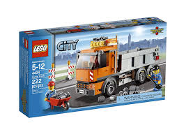 Amazon.com: LEGO City Town Dump Truck 4434: Toys & Games