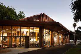 100 Athfield Architects Te Ptaka Krero O Te Hau Kapua Devonport Library