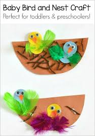 Animal Crafts For Kids To Make
