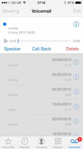 Fixing Visual Voicemail for iPhone