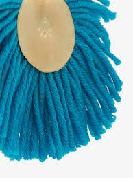 Katerina Makriyianni Turquoise Fan Earrings