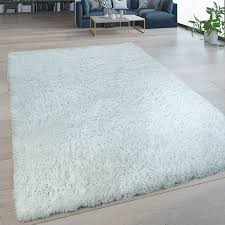 hochflor wohnzimmer teppich waschbar shaggy flokati optik
