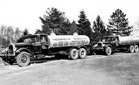 100 1930s Trucks Hershey White Milk Hershey Chocolate Pa Vintage