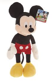Mickey Mouse Bathroom Accessories Uk by Disney Mickey Mouse Large Plush 25