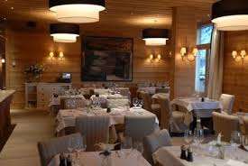 la table blanche hôtel le chalet blanc hôtel palace à