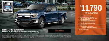 Ford Car & Truck Dealership In Spartanburg, SC - Vic Bailey Ford