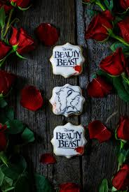 Beauty And The Beast Rose Pumpkin Stencil by Beauty And The Beast Cookies U2013 Cookies For England