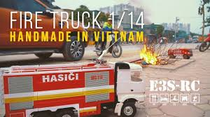 How To Make RC Fire Truck 1/14 In Vietnam - RC Truck Mercedes ACTROS ... Family Smiles Rc Fire Truck Transforming Robot Bttf Products Amazoncom Liberty Imports My First Cartoon Car Vehicle 2 Light Bars Archives Trick Bestchoiceproducts Best Choice Set Of Kids 20 Jumbo Rescue Engine Nkok Junior Racers Walmartcom Fire Engine And Rescue Malaysia Youtube Kid Galaxy Toddler Remote Control Toy Red 158 Fireman Model With Music Lights Cek Harga Mainan Anak Zero Team Mobil Kidirace Durable Fun Easy Emergency