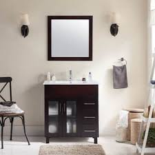 Overstock Bathroom Vanities Kennesaw Ga by Black Bathroom Vanities Shop The Best Deals For Dec 2017