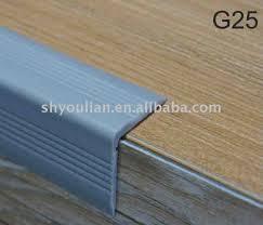 floor edging coscaorg vinyl tile edge trim in vinyl floor style