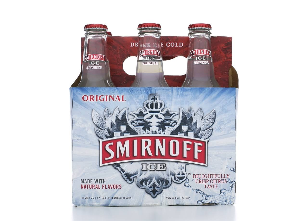 Smirnoff Ice Flavored Malt Beverage