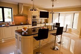 Straight Kitchen Design Ideas Farmhouse