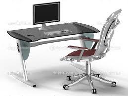 Acrylic Desk Chair With Cushion by 100 Clear Office Desk Chair Lumisource Modern Clear Acrylic