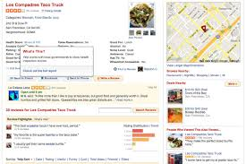 Yelp Adds Hygiene Scores To Restaurant Reviews In New York And San ... Iron Resin Hashtag Images On Tumblr Gramunion Explorer Taco Party Dallas Newest Food Truck The Trail S4s Sht 4chan Says Thread 5348370 Fork The Road Festival Alaide Los Compadres At 2nd St Btwn Dow Pl Harrison San Taste Of Hawaii Tacos Garcia Food Truck Yountville California Photos For Yelp Taco Kabana Loco New Block Oklahoma Foodmongers Blog Cssroads Farm To Austin Trucks Roaming Hunger