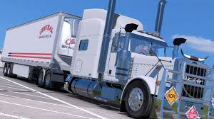 Central Refrigerated Trailer Reefer Mod - American Truck Simulator ...