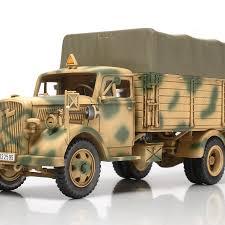 100 4x2 Truck Ger 3T 4X2 Cargo Kfz305 148 Tamiya USA