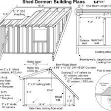 Shed Dormer Plans by Decor Shed Dormer For Exterior Plan Ideas Rbilv