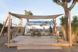 100 Pictures Of Airstream Trailers Joshua Tree Is Now Home To A Chic OasisFeaturing