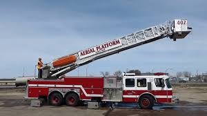 E One Ariel Platform Fire Truck In Action - YouTube Brand New Aerial Platform Ladder Fire Truck Fighting With Alameda Department Takes Delivery Of Tctordrawn Mini 164 Simulation Car Model Children 5 2014 Metro 100 Custom Trucks Eone Scale 2001 Pierce Quantum 105 Used Details 1992 Arrow Smeal For Sale Youtube Ft Rear Mount Danko Emergency Keystone Pressed Steel Toy A Red Mercedesbenz Ldon Fire And Rescue Alp Aerial Ladder Tower Returns To Service After Tip Overbut Are Budget Cut