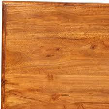 festnight esszimmertische massivholz mit sheesham finish 180