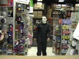 Purge Masks Halloween City by Halloween Michael Myers Kills Halloween Store Workers In This