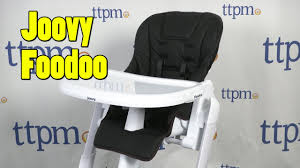 Joovy High Chair Nook by Foodoo High Chair From Joovy Youtube