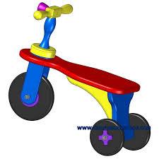 walker tricycle plan