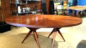 Mid Century Dining Room Furniture Table Modern Drop Leaf