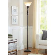 Mainstays Floor Lamp With Reading Light Brown by Better Homes And Gardens 70