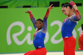 Simone Biles Floor Routine Score by Olympic Gymnastic Results 2016 Simone Biles Wins Gold Medal In