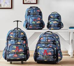Mackenzie Blue Multicolor Dino Backpack | Pottery Barn Kids Pottery Barn Star Wars Bpack Survival Pinterest New Kids Batman Spiderman Or Star Wars Small Mackenzie Blue Multicolor Dino For Your Vacations Ltemgtstar Warsltemgt Droids Wonder Woman Mini Prek Back Pack Cele Mai Bune 25 De Idei Despre Wars Bpack Pe Play Cstruction Bpacks Rolling Navy Shark