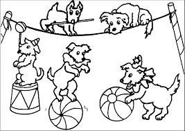 Luxury Circus Coloring Pages 82 For Your Site With