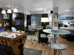 Small Basement Family Room Decorating Ideas by Top Six Basement Spaces Hgtv