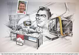 foto als karikatur