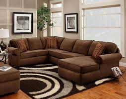Brown Couch Living Room Decor Ideas by Furniture Awesome Sectional Couches For Your Living Room Design