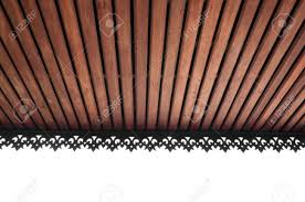 100 Wooden Ceiling Wooden Slat Ceiling With Exposed Beamswooden Ceiling Rooflanna