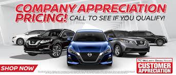 Nissan Dealership In Northwest Arkansas | McLarty Daniel Nissan