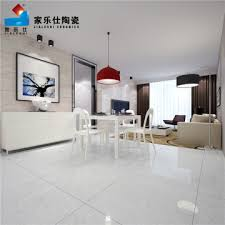 high quality grey polished porcelain floor tiles easy to