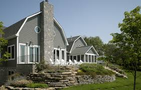 100 Images Of Beautiful Home Design Ideas Using The Combination Of Gray Houses