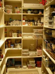 Kitchen Pantry Gets Optimized And Organized