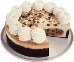 Cheesecake Factory Restaurant Copycat Recipes Chocolate Chip Cookie Dough Cheesecake