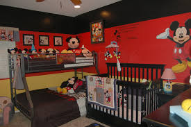 Minnie Mouse Bedroom Decor by Mickey Mouse Bedrooms Decorating Theme Bedrooms Maries Manor