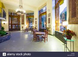 Wawona Hotel Dining Room by Solarium Room In The Historic Ahwahnee Hotel At Dusk Yosemite