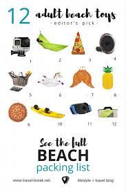 The Ultimate Beach Vacation Checklist Men O TravelBreak