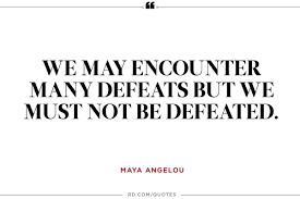 Haunted Halloween Crossword Puzzle Answers by Maya Angelou At Her Best 8 Quotable Quotes Reader U0027s Digest